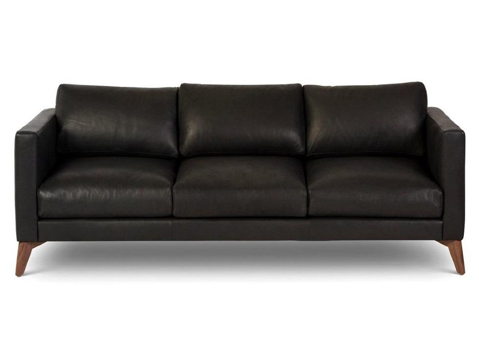 Icon designe диван lash черный  81560/2