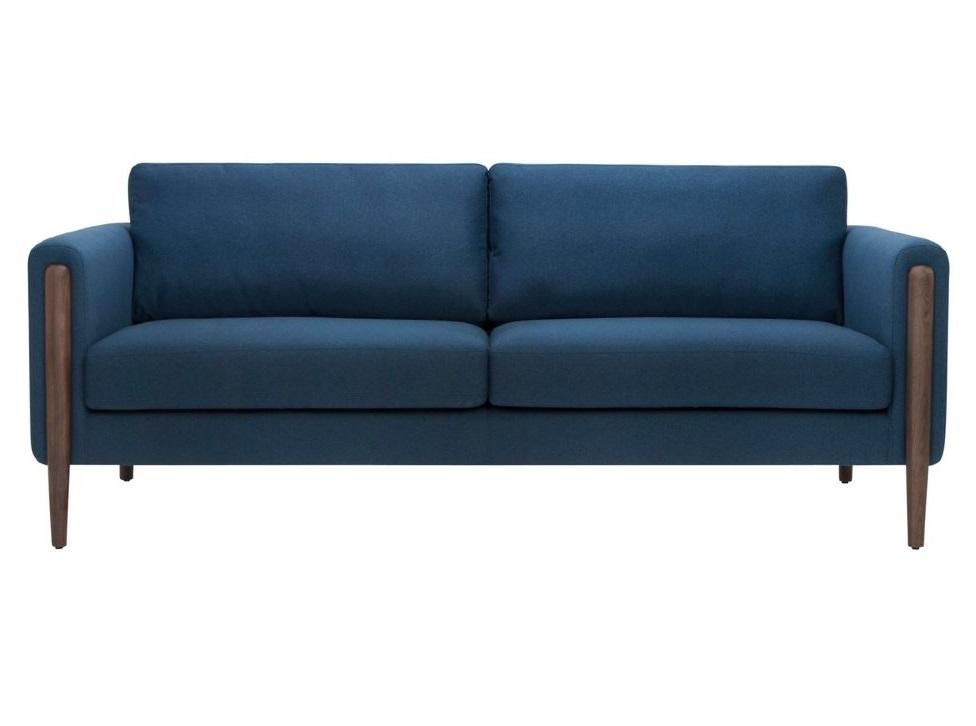 Icon designe диван brownie синий  81564/9
