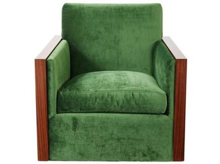 Кресло arthur (icon designe) зеленый 83.0x81.0x94.0 см.