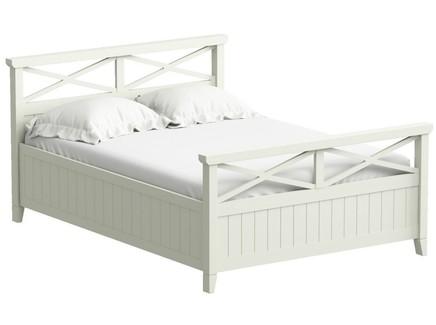 Кровать океан (artt) белый 105.0x95.0x211.0 см.