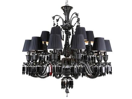 Люстра (delight collection) черный 110.0x120.0x110.0 см.