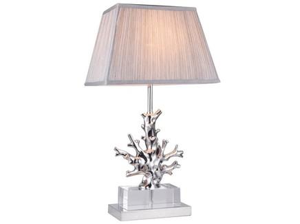 Настольная лампа (delight collection) серебристый 38.0x68.0x25.0 см.