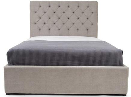 Кровать style (ml) серый 150.0x130.0x212.0 см.