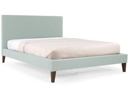 Кровать kyle (ml) бирюзовый 210.0x100.0x212.0 см.