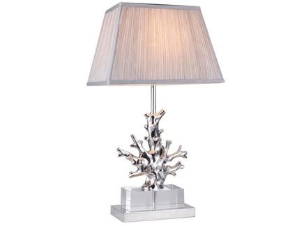 Настольная лампа (delight collection) серый 38.0x68.0x25.0 см.