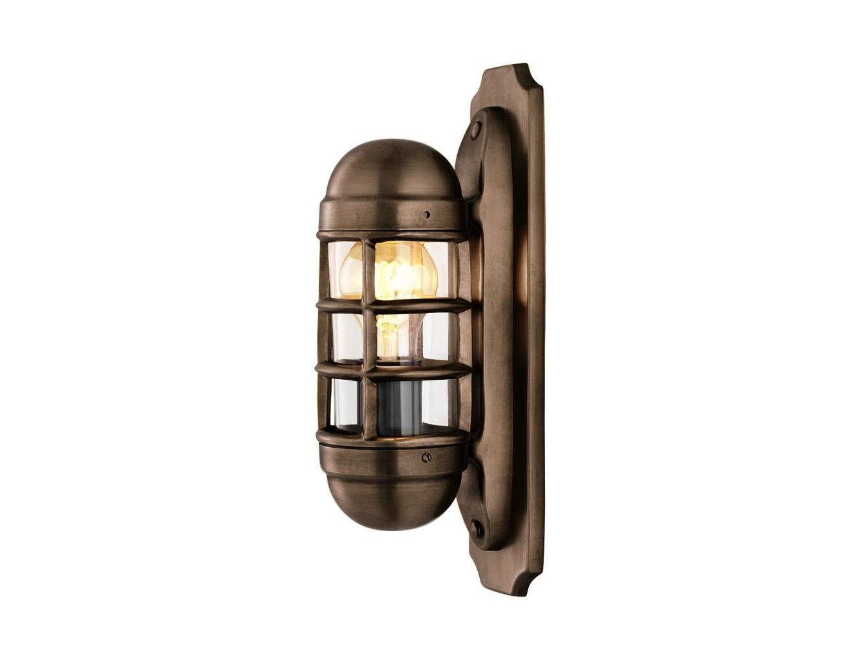 Настенный светильникБра<br>Настенный светильник с оригинальным дизайном в виде фонаря выполнен из нержавеющей стали.&amp;lt;div&amp;gt;&amp;lt;br&amp;gt;&amp;lt;/div&amp;gt;&amp;lt;div&amp;gt;&amp;lt;div&amp;gt;Вид цоколя: E27&amp;lt;/div&amp;gt;&amp;lt;div&amp;gt;Мощность:&amp;amp;nbsp; 40W&amp;lt;/div&amp;gt;&amp;lt;div&amp;gt;Количество ламп: 1 (нет в комплекте)&amp;lt;/div&amp;gt;&amp;lt;/div&amp;gt;<br><br>Material: Сталь<br>Ширина см: 17.0<br>Высота см: 31.0<br>Глубина см: 12.0