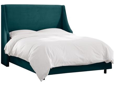 Кровать montreal (ml) зеленый 223.0x130.0x212.0 см.