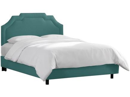 Кровать lola (ml) зеленый 150.0x130.0x212.0 см.