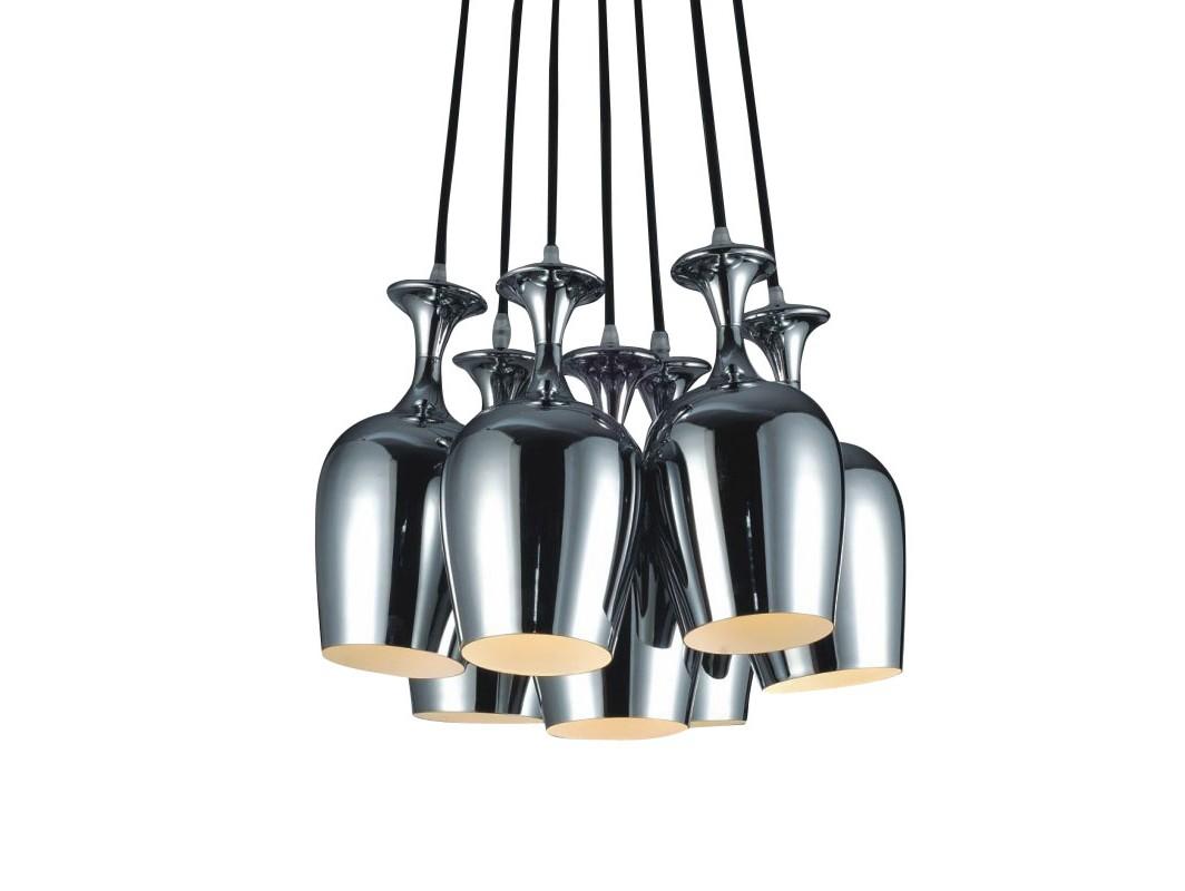 Подвесной светильникПодвесные светильники<br>Подвесной светильник на 7 ламп выполнен из металла стального цвета.&amp;amp;nbsp;&amp;lt;div&amp;gt;Высота светильника регулируется.&amp;lt;/div&amp;gt;&amp;lt;div&amp;gt;&amp;lt;br&amp;gt;&amp;lt;/div&amp;gt;&amp;lt;div&amp;gt;&amp;lt;div&amp;gt;Вид цоколя: E14&amp;lt;/div&amp;gt;&amp;lt;div&amp;gt;Мощность:&amp;amp;nbsp; 40W&amp;lt;/div&amp;gt;&amp;lt;div&amp;gt;Количество ламп: 7 (нет в комплекте)&amp;lt;/div&amp;gt;&amp;lt;/div&amp;gt;<br><br>Material: Металл<br>Ширина см: 40.0<br>Высота см: 120.0<br>Глубина см: 40.0
