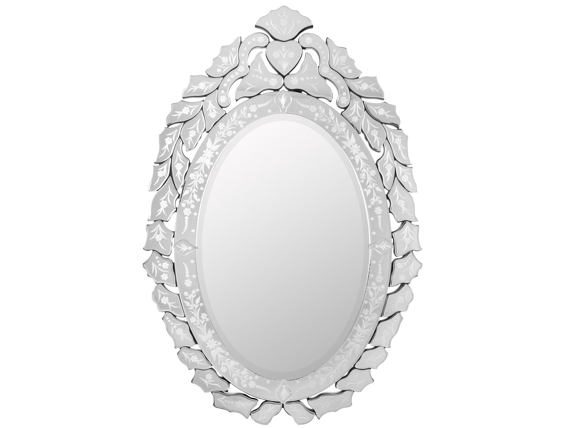 Зеркало LauraНастенные зеркала<br>Материал: Влагостойкое серебряное зеркало<br>Материал рамы: Основа МДФ<br>Цвет зеркала/рамы: Серебро с рисунком<br><br>Размер внешний, с рамой: 62*92 см<br>Размер зеркала без рамы: 37*59,5 см<br><br>Material: Стекло<br>Ширина см: 62.0<br>Высота см: 92.0<br>Глубина см: 3.0