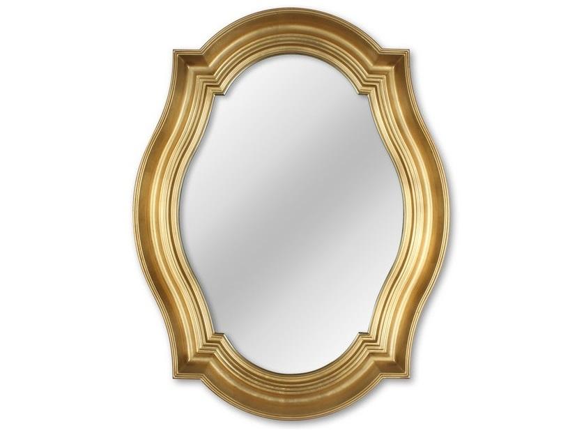 Зеркало в раме CasablancaНастенные зеркала<br><br><br>Material: Полиуретан<br>Ширина см: 81.0<br>Высота см: 106.0<br>Глубина см: 5.5
