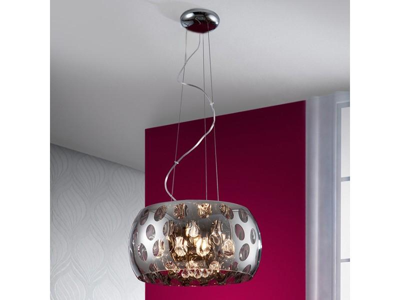 Подвесной светильник (delight collection) серый 40.0x22.0x40.0 см. фото