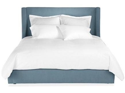 Кровать north end (ml) синий 223.0x120.0x212.0 см.
