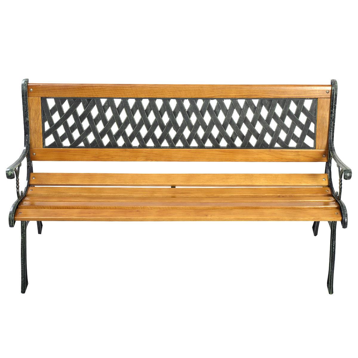 СкамейкаСкамейки<br>Элегантная скамейка для сада или парка. Боковые элементы выполнены из чугунного литья и покрыты антикоррозийной краской, имитирующей патину. Сиденье и обрамление спинки изготавливаются из дерева. Вставка на спинке пластиковая.&amp;nbsp;<br><br>kit: None<br>gender: None