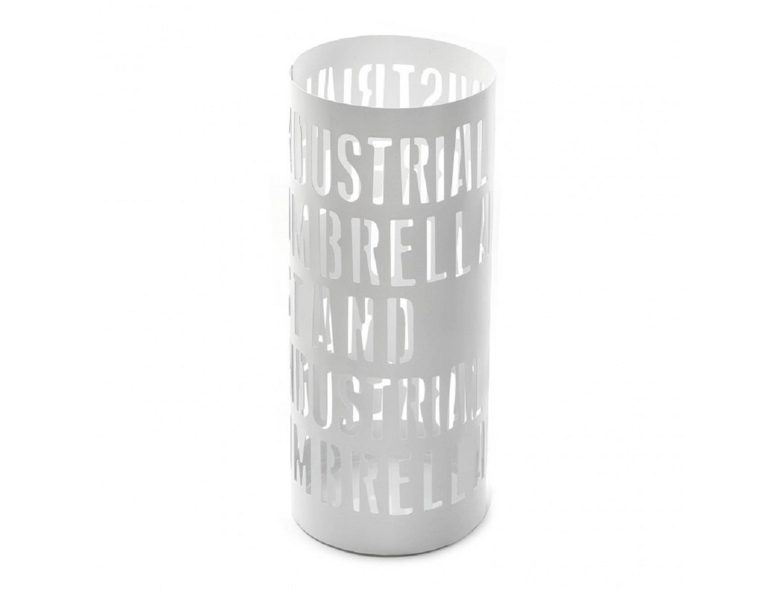 Зонтница Loft - металл - белый, 53 смЗонтницы<br><br><br>Material: Металл<br>Высота см: 53.0