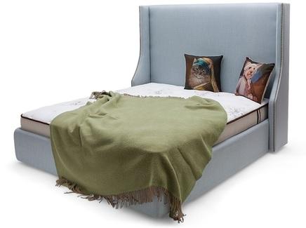 """Мягкая кровать """"Aby Lux"""""""