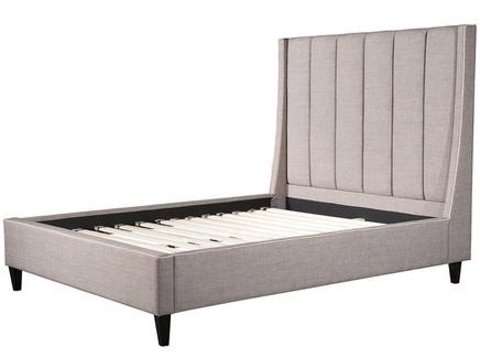 Кровать rock (ml) серый 210.0x130.0x212.0 см.
