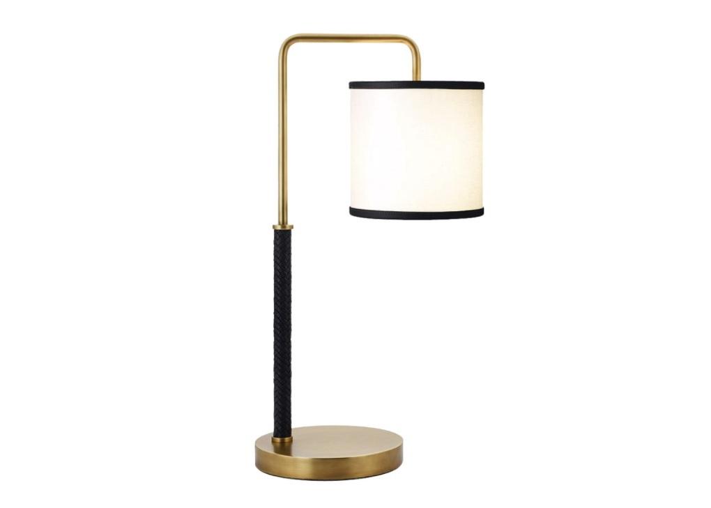 Настольная лампа DenleyДекоративные лампы<br><br><br>Material: Металл