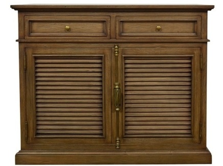 Буфет concorde locker sideboard (gramercy) коричневый 110.0x90.0x50.0 см.