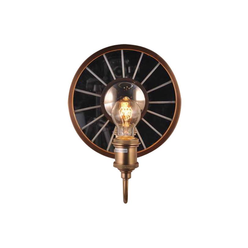 Бра Beaumonth SconceБра<br>Смелый дизайн лампы &amp;quot;Beaumonth Sconce&amp;quot;, имеющий отсылки к классическому английскому стилю, покорит творческих людей, любящих нестандартные формы и концепции. Сочетающий в себе простоту обычной лампочки и великолепное оформление крепления, он заворожит их своей контрастностью. Металлические детали из латуни добавят облику светильника больше элегантности и изысканности.&amp;lt;div&amp;gt;&amp;lt;br&amp;gt;&amp;lt;/div&amp;gt;&amp;lt;div&amp;gt;&amp;lt;div&amp;gt;Количество лампочек: 1&amp;lt;/div&amp;gt;&amp;lt;div&amp;gt;Мощность: 1 x 40 Вт&amp;lt;/div&amp;gt;&amp;lt;div&amp;gt;Тип цоколя: E14&amp;lt;/div&amp;gt;&amp;lt;/div&amp;gt;&amp;lt;div&amp;gt;&amp;lt;br&amp;gt;&amp;lt;/div&amp;gt;<br><br>Material: Латунь<br>Ширина см: 26<br>Высота см: 35<br>Глубина см: 16