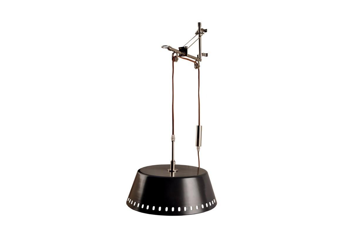 Потолочный светильник RIDDLE SCONCEПодвесные светильники<br>Вам не дают покоя чудеса инженерной мысли? Интересные конструкции так и манят вас своей сложностью? Тогда потолочный светильник &amp;quot;Riddle Sconce&amp;quot; придется вам по вкусу. Относящийся к стилю индастриал, он покорит необычностью своего исполнения. Металлический абажур, крепящийся на нестандартных держателях, будет завораживать и рождать в мыслях ассоциации со старинными механическими изобретениями.&amp;lt;div&amp;gt;&amp;lt;br&amp;gt;&amp;lt;/div&amp;gt;&amp;lt;div&amp;gt;&amp;lt;div&amp;gt;Количество лампочек: 1&amp;lt;/div&amp;gt;&amp;lt;div&amp;gt;Мощность: 1 x 40 Вт&amp;lt;/div&amp;gt;&amp;lt;div&amp;gt;Тип цоколя: E14&amp;lt;/div&amp;gt;&amp;lt;/div&amp;gt;<br><br>Material: Металл<br>Ширина см: 35<br>Высота см: 43<br>Глубина см: 45
