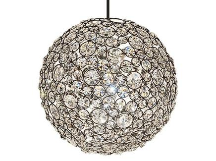 Люстра darcia chandelier (gramercy) прозрачный
