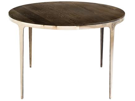 """Стол бронзовый """"Ring Table"""" с покрытием"""