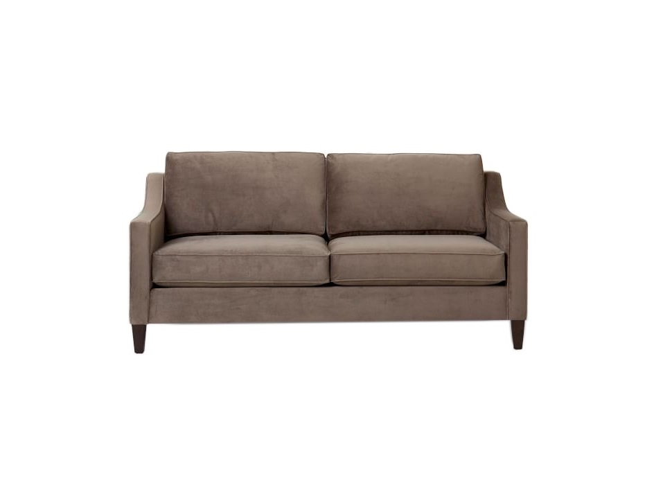 Myfurnish диван kings коричневый 82333/2