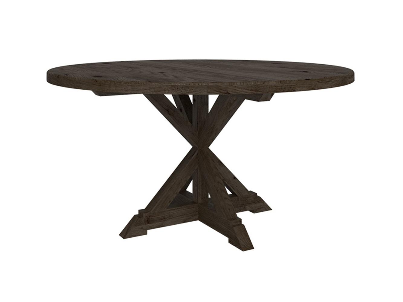 Обеденный круглый стол TavernОбеденные столы<br>Обеденный стол из коллекции &amp;quot;Tavern&amp;quot;.&amp;lt;div&amp;gt;Выполнен полностью из массива дуба.&amp;lt;/div&amp;gt;<br><br>Material: Дуб<br>Высота см: 75.0