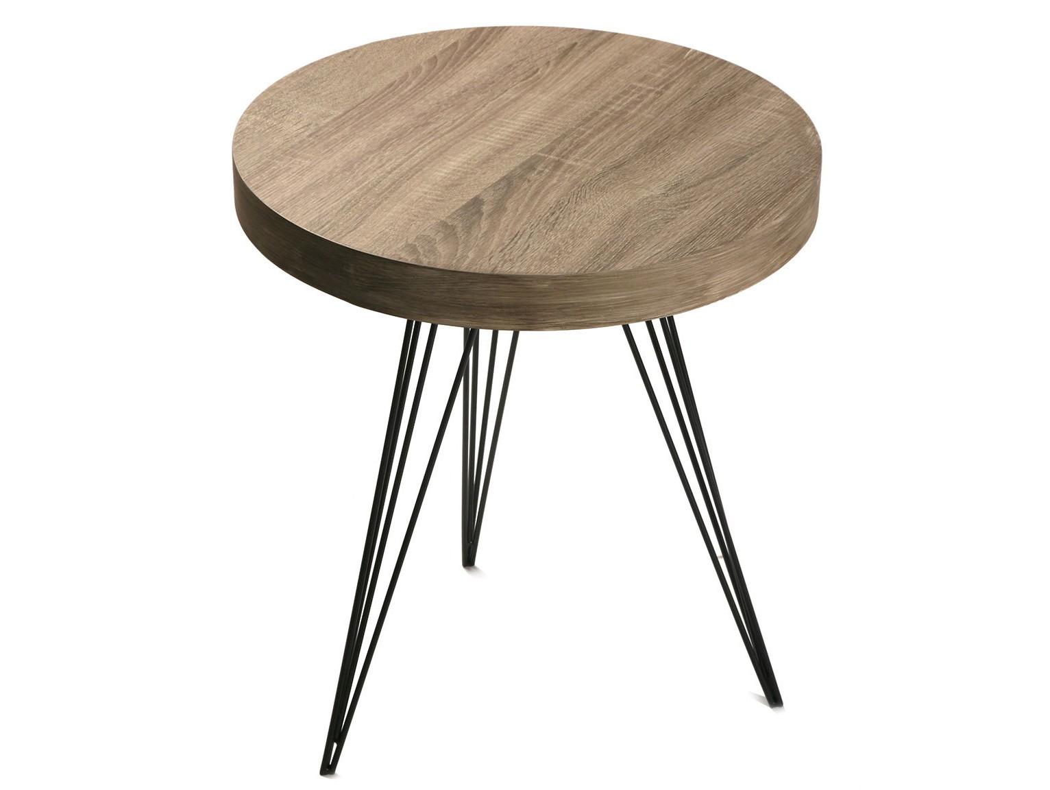 СтолКофейные столики<br><br><br>Material: Дерево<br>Высота см: 55