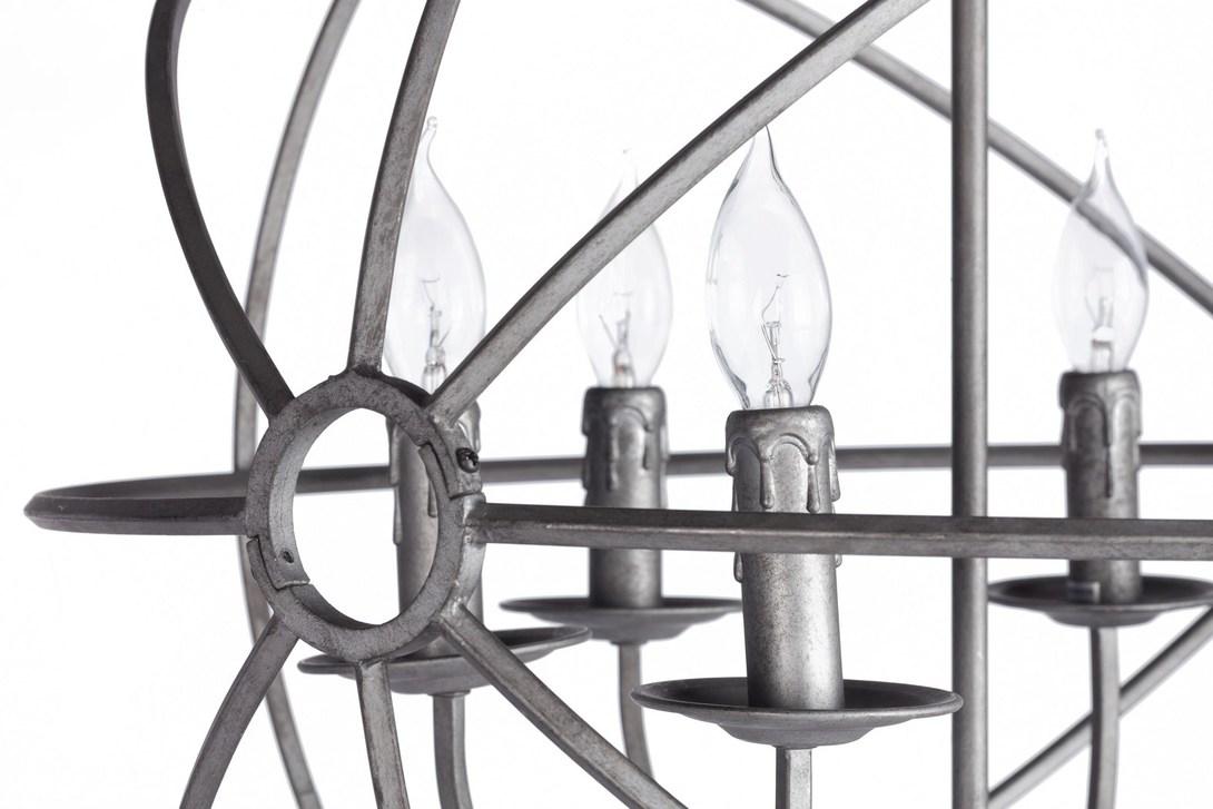 """Напольный светильник """"Foucault's Orb"""" от The Furnish"""