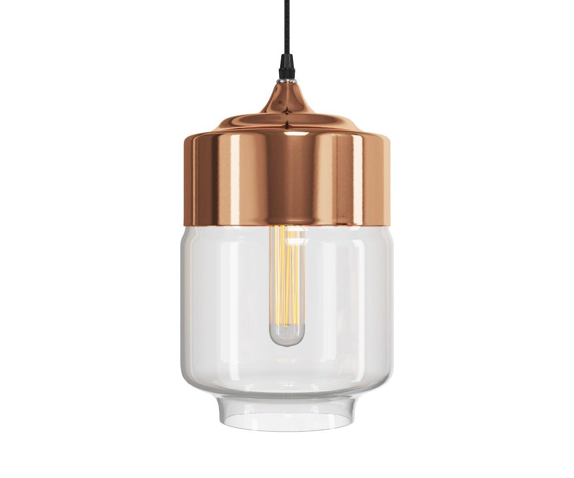 Подвесной светильник LomanПодвесные светильники<br>Длина шнура с розеткой 180 см.&amp;amp;nbsp;<br><br>Material: Стекло<br>Высота см: 30