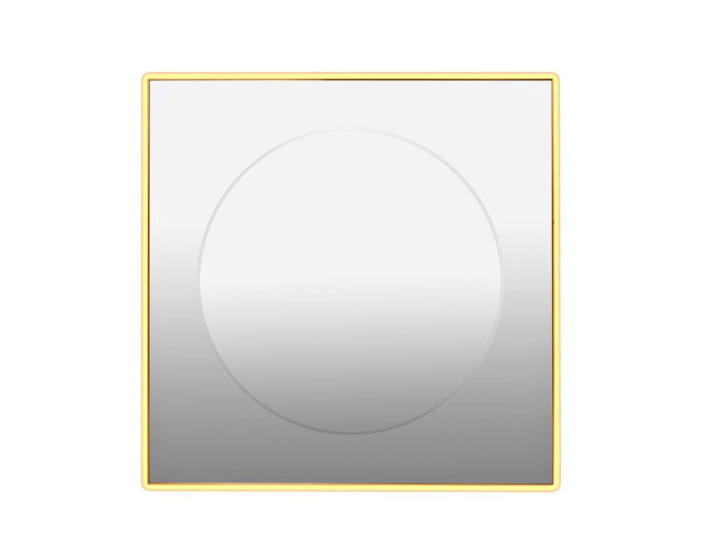 ЗеркалоНастенные зеркала<br><br><br>Material: Металл<br>Ширина см: 80<br>Высота см: 80