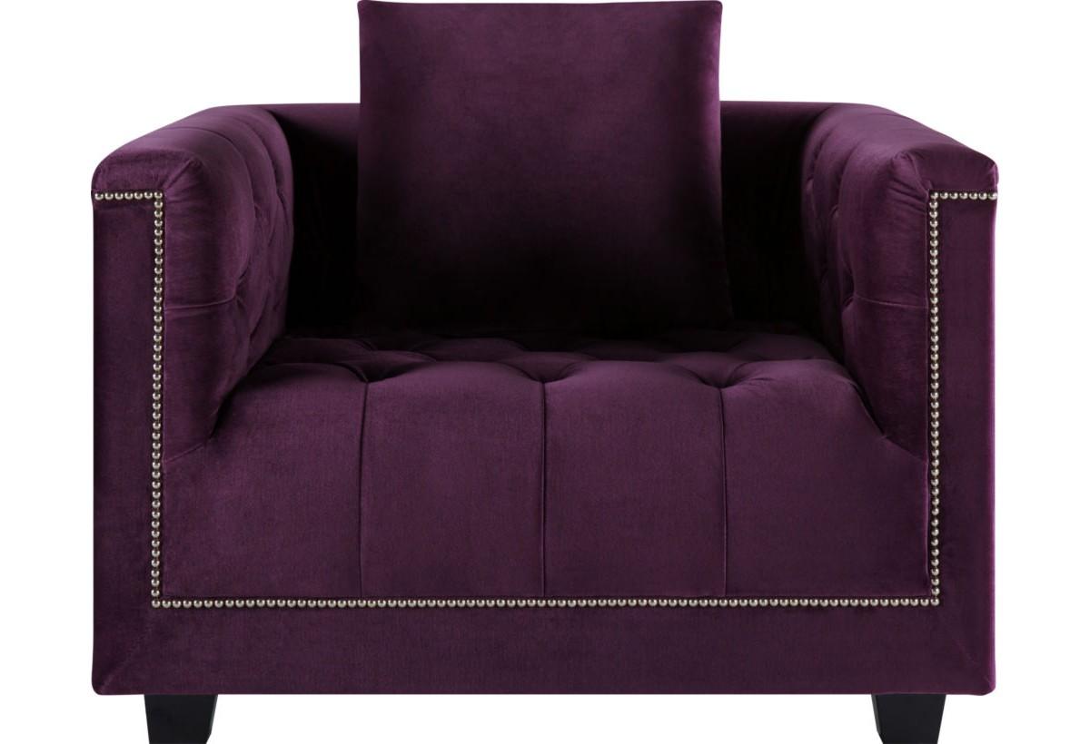 Кресло NolaИнтерьерные кресла<br><br><br>Material: Текстиль<br>Ширина см: 106<br>Высота см: 71<br>Глубина см: 96