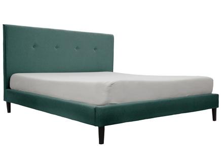 Кровать kyle (ml) зеленый 210.0x100.0x212.0 см.