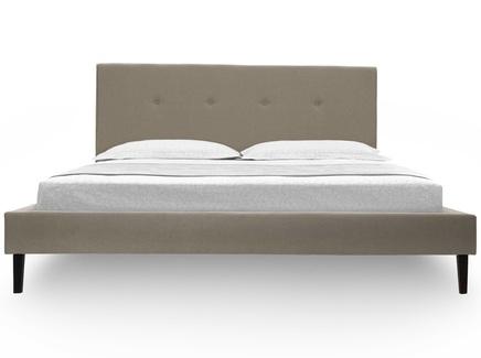Кровать kyle (ml) бежевый 150.0x100.0x212.0 см.
