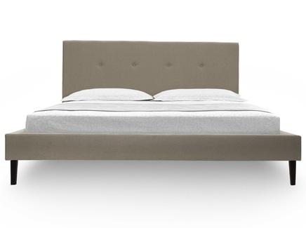 Кровать kyle (ml) бежевый 210.0x100.0x212.0 см.