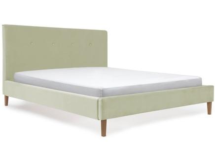 Кровать kyle (оливковый) (ml) зеленый 210.0x100.0x212.0 см.