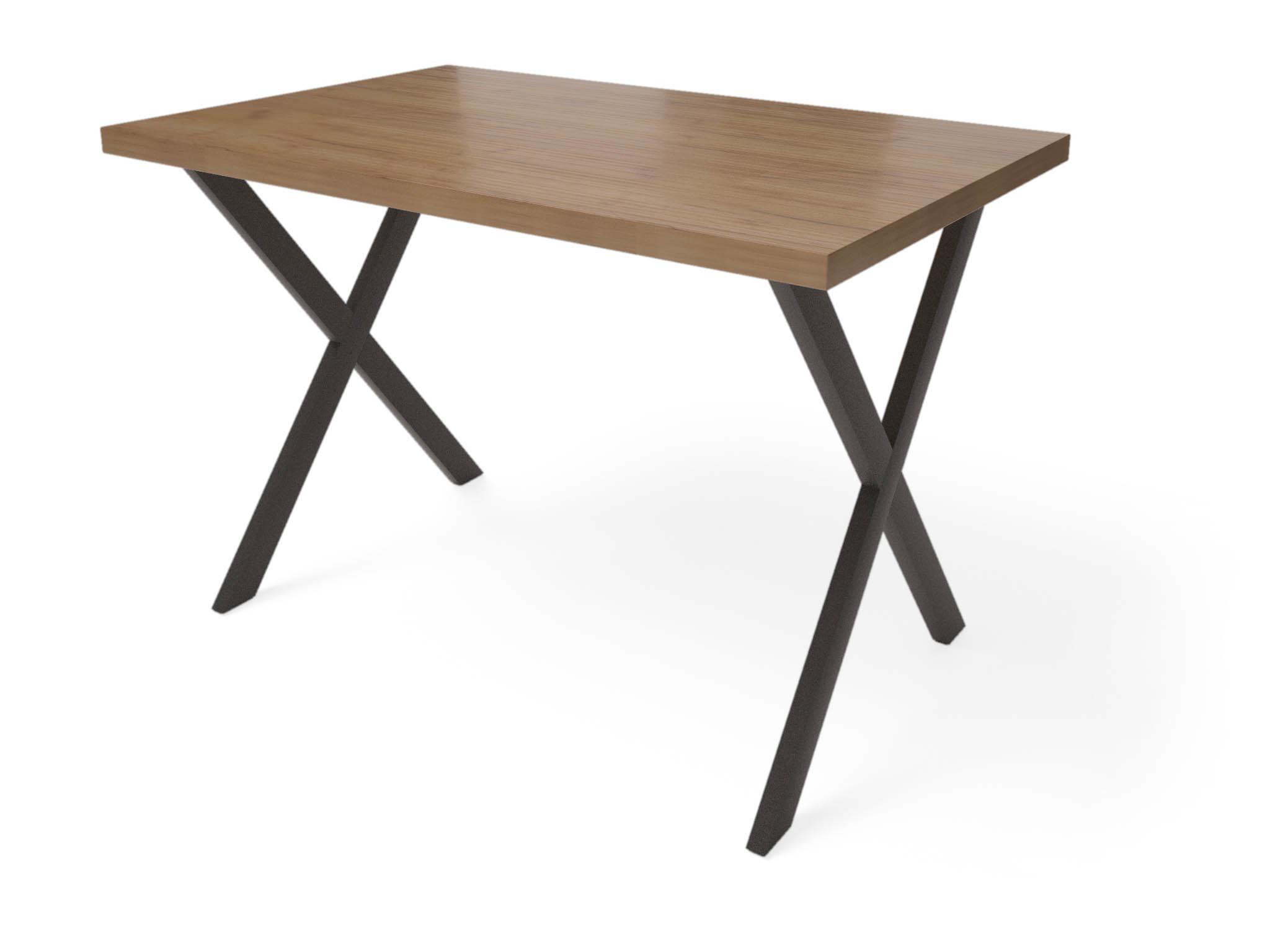 Стол ЛофтПисьменные столы<br>Стильный, красивый, массивный стол серии Raw от Millwood станет по истине достойным предметом Вашего интерьера.&amp;lt;div&amp;gt;&amp;lt;br&amp;gt;&amp;lt;/div&amp;gt;&amp;lt;div&amp;gt;Цвета столов Loft: дуб белый Craft, дуб золотой Craft, дуб табачный Craft.&amp;lt;/div&amp;gt;&amp;lt;div&amp;gt;Цвета опор: белый, черный.&amp;lt;/div&amp;gt;&amp;lt;div&amp;gt;&amp;lt;br&amp;gt;&amp;lt;/div&amp;gt;<br><br>Material: ДСП<br>Ширина см: 120<br>Высота см: 75<br>Глубина см: 70