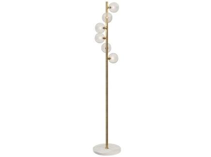 Напольная лампа fabienne (gramercy) золотой