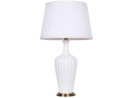 Настольная лампа brenda (gramercy) белый