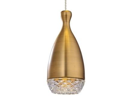 Светильник sippli (gramercy) бронзовый