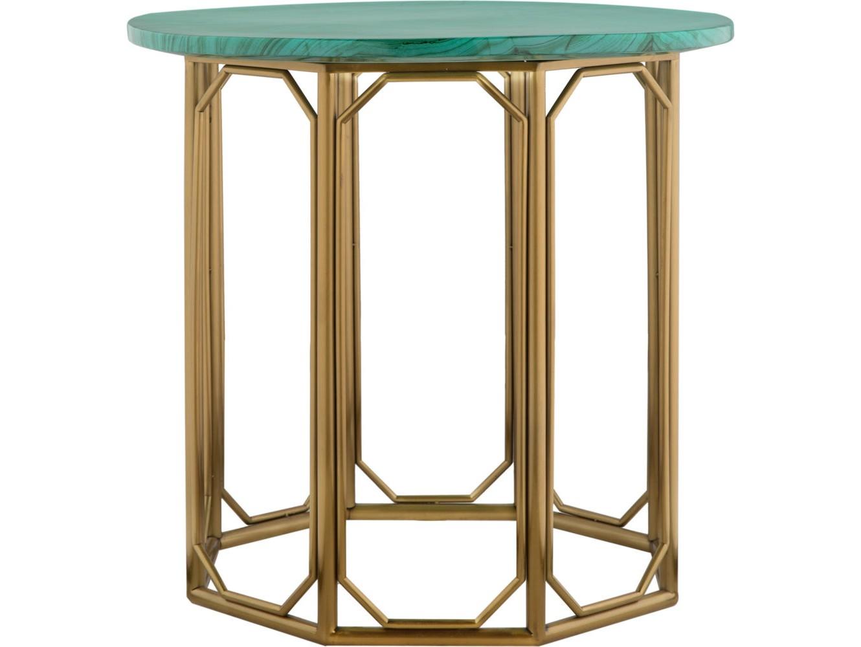Стол GlossКофейные столики<br>Материал: керамика, металл<br><br>kit: None<br>gender: None