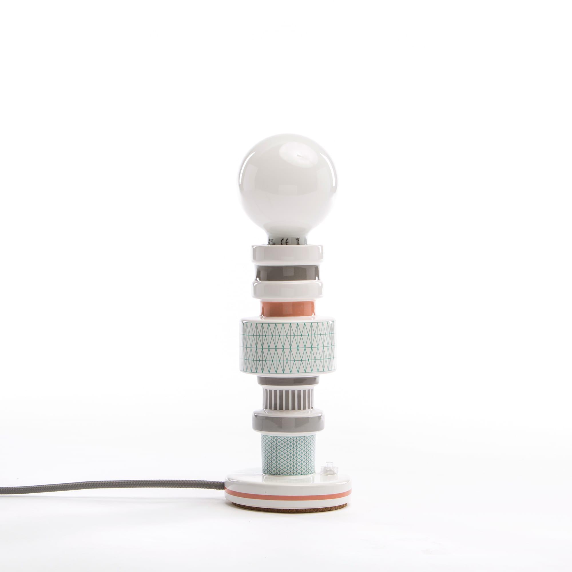 Настольная лампа Moresque RomboДекоративные лампы<br>Вид цоколя: E27Мощность: 40WКоличество ламп: 1 (нет в комплекте)<br><br>kit: None<br>gender: None