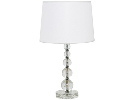 Настольная лампа одри (object desire) белый 55.0 см.
