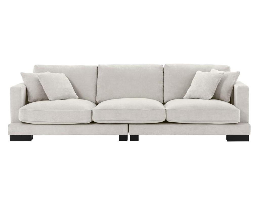 Диван TuscanyТрехместные диваны<br>В комплекте четыре небольшие подушки.Состав ткани: 100% полиэстер.<br><br>kit: None<br>gender: None