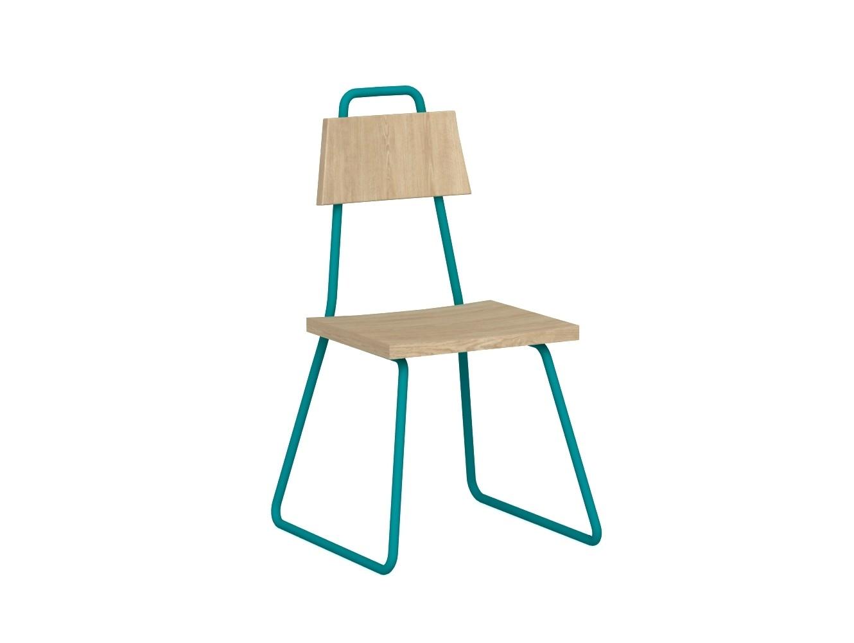 Стул BauhausОбеденные стулья<br>Вдохновившись&amp;nbsp;лаконичными геометрическими формами и функциональностью мебели Bauhaus 30-х&amp;nbsp;годов, мы&amp;nbsp;создали новую коллекцию предметов от Woodi. Стул Bauhaus в минималистичном дизайне отлично подойдет для дома или общественных пространств. Сиденье сделано из мдф и покрыто натуральным дубовым шпоном, металлический каркас может быть покрашен в любой цвет.<br><br>kit: None<br>gender: None