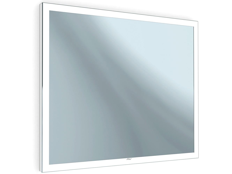 Зеркало с подсветкой BellaНастенные зеркала<br>Зеркало с подсветкой Bella создает в интерьере стильную и комфортную обстановку. Отлично выписывается в ванную, спальню, гостиную. Серебряная амальгама, входящая в основу изделия,  придает влагостойкость и обеспечивает хорошее изображение. Встроенная LED-подсветка по периметру с мягким и ровным свечением и светопропускающий пластик (материал корпуса) придают зеркалу эффект невесомости.<br><br>Подсветка обеспечивает до 50 000 часов работы при совсем малом потреблении электроэнергии. Благодаря простой системе подвеса зеркальное полотно подлежит быстрому и самостоятельному монтажу.Гарантия: 3 года&amp;nbsp;Материал корпуса: Светопропускающий пластик&amp;nbsp;Подсветка: Встроенная LED&amp;nbsp;Тип света: Дневной, нейтральный&amp;nbsp;Базовый тип выключателя: Инфракрасный&amp;nbsp;Вид креплений: Крюк-костыль, дюбель по 2 шт.&amp;nbsp;Потребляемая мощность: 40 ВтНапряжение подключения: 220 В&amp;nbsp;Класс защиты: IP 44<br><br>kit: None<br>gender: None