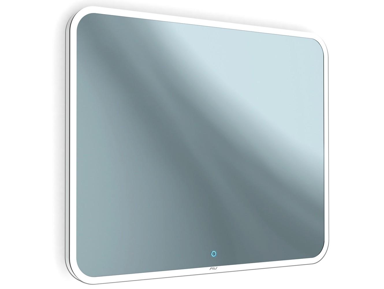 Зеркало с подсветкой VandaНастенные зеркала<br>Зеркало с подсветкой Vanda — это стильный аксессуар для создания уютного интерьера. Основа зеркала - серебряная амальгама, входящая в основу изделия, придает влагостойкость и обеспечивает хорошее изображение. Встроенная LED-подсветка по периметру с мягким и ровным свечением и светопропускающий пластик (материал корпуса) придают зеркалу эффект невесомости. Подсветка обеспечивает до 50 000 часов работы при совсем малом потреблении электроэнергии. Благодаря простой системе подвеса зеркальное полотно подлежит быстрому и самостоятельному монтажу.Гарантия: 3 года&amp;nbsp;Материал корпуса: Светопропускающий пластик&amp;nbsp;Подсветка: Встроенная LED&amp;nbsp;Тип света: Дневной, нейтральный&amp;nbsp;Базовый тип выключателя: Сенсорный (с диммером)Антизапотеватель (обогрев зеркала)Вид креплений: Крюк-костыль, дюбель по 2 шт.&amp;nbsp;Потребляемая мощность: 40 ВтНапряжение подключения: 220 В&amp;nbsp;Класс защиты: IP 44<br><br>kit: None<br>gender: None