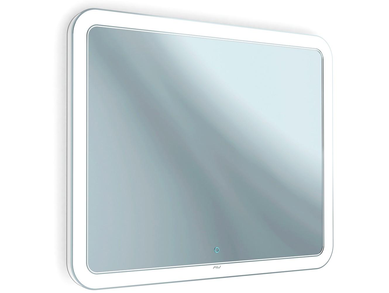 Зеркало с подсветкой Vanda LuxНастенные зеркала<br>Зеркало с подсветкой Vanda Lux — это стильный аксессуар для создания уютного интерьера. Основа зеркала - серебряная амальгама, входящая в основу изделия, придает влагостойкость и обеспечивает хорошее изображение. Встроенная LED-подсветка по периметру с мягким и ровным свечением и светопропускающий пластик (материал корпуса) придают зеркалу эффект невесомости. Подсветка обеспечивает до 50 000 часов работы при совсем малом потреблении электроэнергии. Благодаря простой системе подвеса зеркальное полотно подлежит быстрому и самостоятельному монтажу.Гарантия: 3 года&amp;nbsp;Материал корпуса: Светопропускающий пластик&amp;nbsp;Подсветка: Встроенная LED&amp;nbsp;Тип света: Дневной, нейтральный&amp;nbsp;Базовый тип выключателя: Сенсорный (с диммером)Антизапотеватель (обогрев зеркала)Вид креплений: Крюк-костыль, дюбель по 2 шт.&amp;nbsp;Потребляемая мощность: 40 ВтНапряжение подключения: 220 В&amp;nbsp;Класс защиты: IP 44<br><br>kit: None<br>gender: None